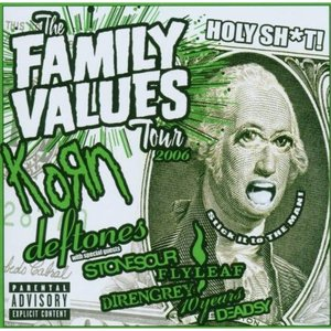 Image for 'Family Values Tour 2006'
