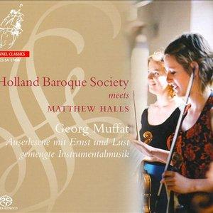 Image for 'Muffat: Concertos I-VII'