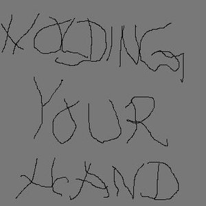 Image for 'Holding your hand - Single'