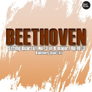 Imagen de 'Beethoven: String Quartet No. 3 in D major, Op.18/3'
