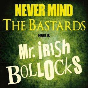 Image for 'Never mind the Bastards - Here is Mr. Irish Bollocks'