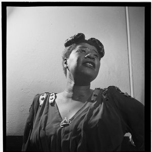 Image for 'Ella Fitzgerald and Her Savoy Eight'