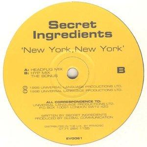 Bild für 'Secret Ingredients'