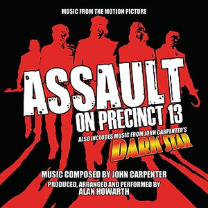 Image for 'Assault On Precinct 13 / Dark Star - Music From The John Carpenter Motion Pictures'