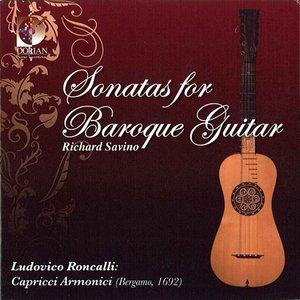 Image for 'Roncalli, L.: Sonatas for Baroque Guitar'