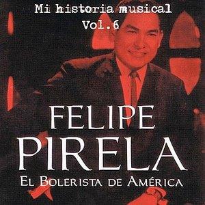 Image pour 'Felipe Pirela - Mi Historia Músical Volume 6'