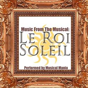 Bild für 'Music From The Musical: Le Roi Soleil'