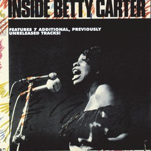 """Inside Betty Carter""的封面"