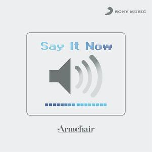 Image for 'Say it now'