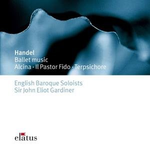 Immagine per 'Handel : Ballet Music'