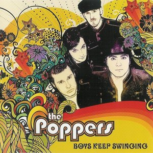Image for 'Boys Keep Swinging'