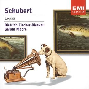 Image for 'Schubert: 21 Lieder'