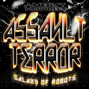 Image for 'Galaxy Of Robots'