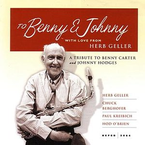 Image for 'To Benny & Johnny With Love From Herb Geller'