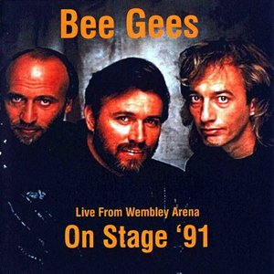 Image for '1991-07-05: On Stage 91: Wembley Stadium, London, UK (disc 1)'