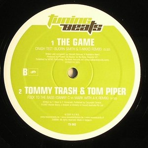 Image pour 'Tommy Trash & Tom Piper'
