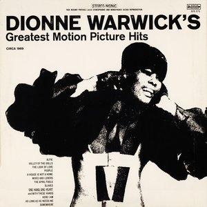 Image for 'Dionne Warwick's Greatest Motion Picture Hits'