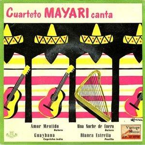 """Image for 'Vintage Puerto Rico Nº3 - EPs Collectors """"Cuarteto Mayari Canta""""'"""