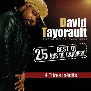 """""""Best of David Tayorault (25 ans de carrière)""""的封面"""