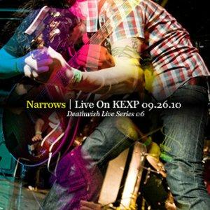 Image pour 'DW Live Series 06: Live at KEXP 09.26.10'