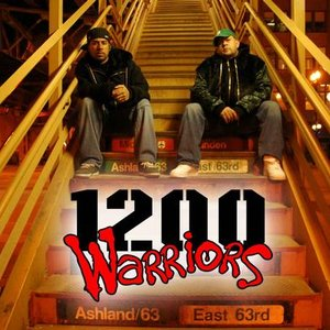 Image for '1200 Warriors'
