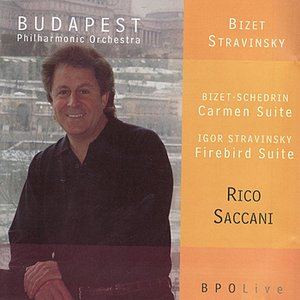 Image for 'Bizet-Schedrin - Carmen Suite & Stravinsky - Firebird Suite'