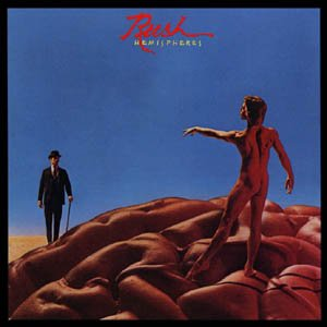 Image for 'Hemispheres (Remastered)'