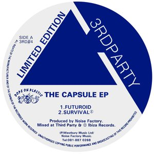 Image for 'The Capsule EP'