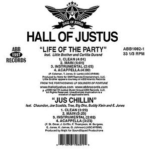 Image for 'Life Of the Party b/w Jus Chillin'