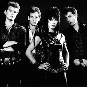 Immagine per 'Joan Jett and the Blackhearts'