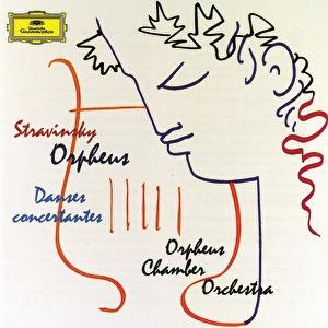 Image for 'Stravinsky: Orpheus; Danses concertantes'