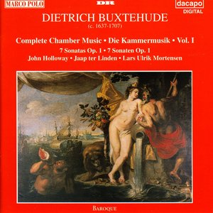Image pour 'Buxtehude: Chamber Music (Complete), Vol. 1 - 7 Sonatas, Op. 1'