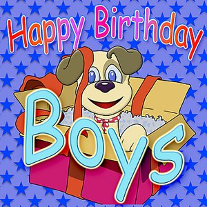 Image pour 'Happy Birthday - Boys'