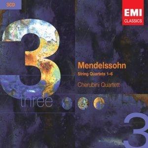 Image for 'Mendelssohn: String Quartets'