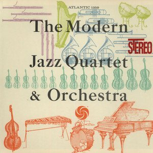 Image for 'Concertino for Jazz Quartet and Orchestra: Third Movement'