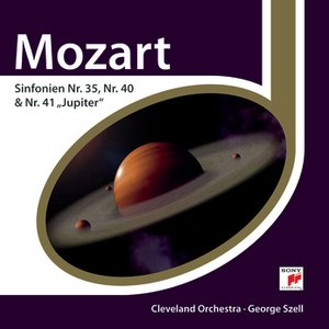 """Image for 'Symphony No. 41 in C Major, K. 551 """"Jupiter""""/III. Menuetto. Allegretto'"""
