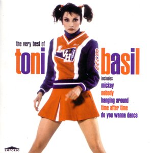 Image for 'Mickey: The Very Best of Toni Basil'