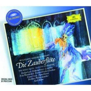 Image for 'Mozart: Die Zauberflöte'