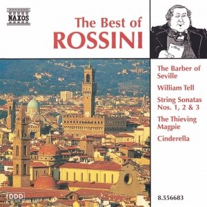 Imagem de 'ROSSINI (THE BEST OF)'