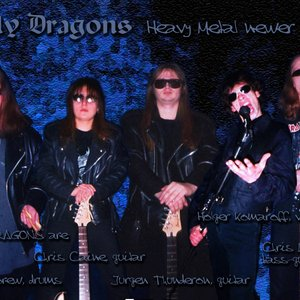 Image for 'Holy Dragons'