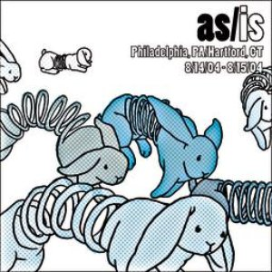 Image for 'As/Is Volume Five: Philadelphia, PA/Hartford, CT 8/14/04 - 8/15/04'