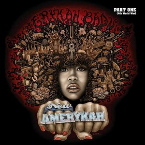 'New Amerykah Part One (4th World War)' için resim