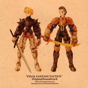 Bild für 'Final Fantasy Tactics Original Soundtrack'