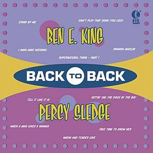 Image for 'Back To Back - Ben E. King and Percy Sledge'