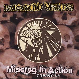 Image for 'missing in action e.p'