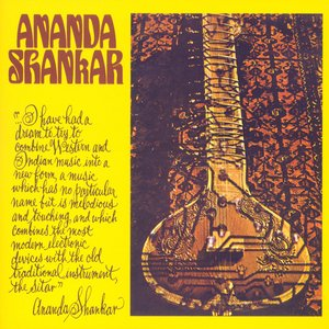 Image for 'Ananda Shankar'