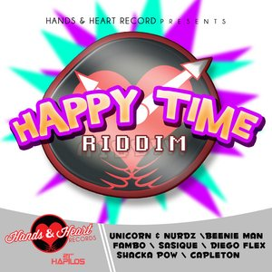 Image for 'Happy Time Riddim (Instrumental)'