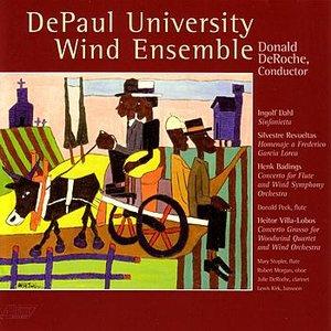 Image for 'DePaul University Wind Ensemble'