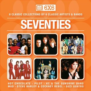 Image for '6 x 6 - The Seventies'
