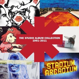 Image pour 'The Studio Album Collection 1991 - 2011'